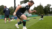 Cian Healy has yet to play this season