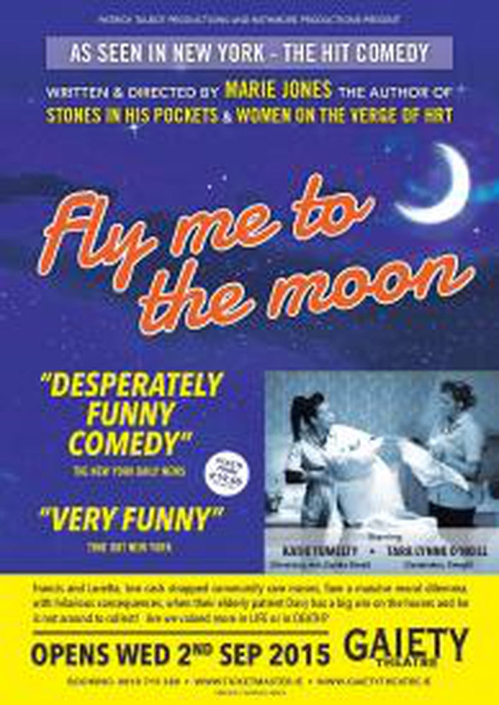 """Fly Me To The Moon"" by Marie Jones"
