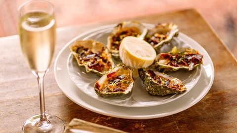 Hot Oysters in Coconut Milk | Martin Shanahan