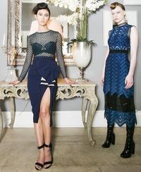 Exquisite dresses dominate BT2 autumn/winter launch