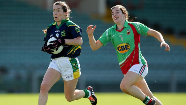 Sarah Houlihan (left) knows Cork will be out for revenge after the Munster final defeat