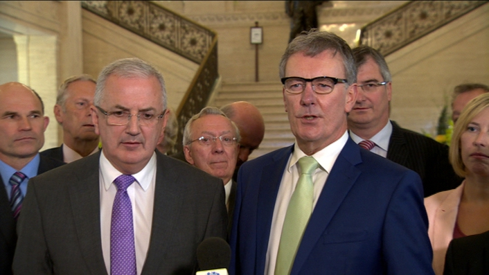 DUP delegation to meet Villiers over PIRA claims