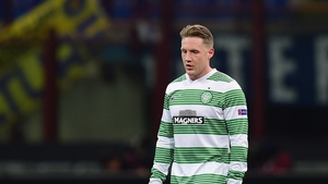 Kris Commons denied that fear was the reason for Celtic's defeat in Sweden
