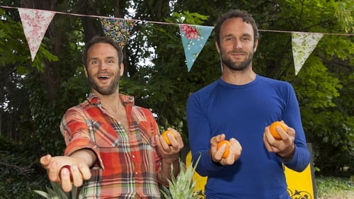 The Happy pear boys, David and Stephen Flynn, will present at the Theatre of Food for the first time at Electric Picnic 2015