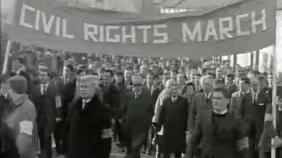 Civil Rights and Loyalists Demonstrations