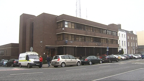 The men are currently being detained at Henry Street Garda Station