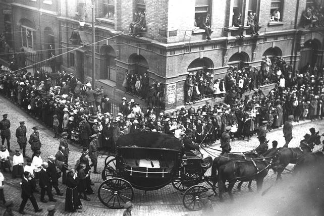 Arthur Griffith's Funeral (1922)