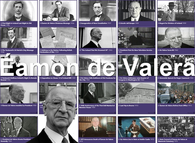 Éamon de Valera Exhibition