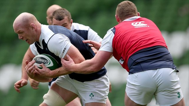 Video: O'Connell fully focused on Wales