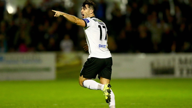 Towell saves Dundalk with late leveller at Bohs