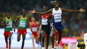 It was Farah's seventh successive major distance crown