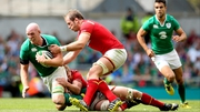 Alun-Wyn Jones has admitted to missing the prospect of tussling with familiar foe Paul O'Connell at the Aviva Stadium