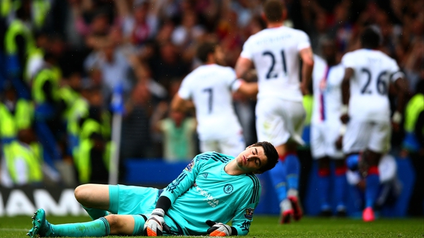 The absence of Champions League football will not force Thibaut Courtois to leave Chelsea
