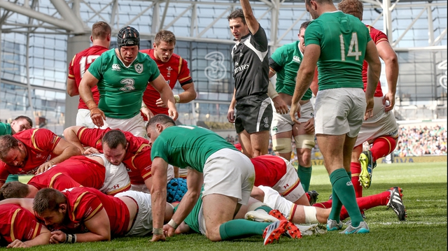 Ireland left with much to ponder after defeat