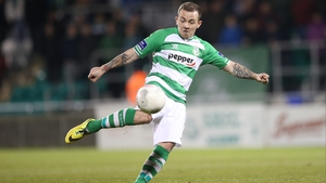 Gary McCabe was on target twice for the hosts at Tallaght Stadium