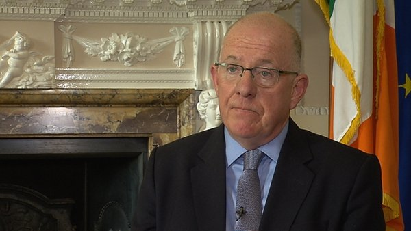 Minister Flanagan says he has heard 'hurt and frustration from both sides'
