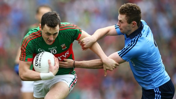 Diarmuid O'Connor is eager to go one better than beaten finalists this year