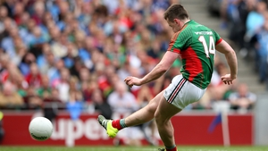 Cillian O'Connor faces a spell on the sidelines