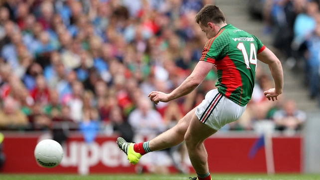 O'Connor regrets Mayo waste after Dublin draw