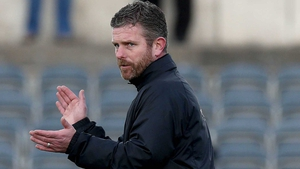 Mark Kinsella has taken the reins at Drogheda United