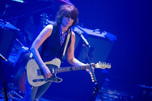 Chrissie Hynde - her new memoir recalls the burgeoning punk scene in London