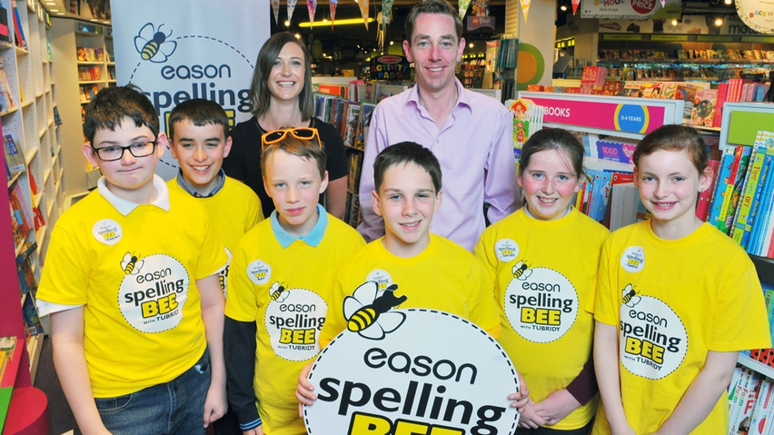 Ireland's Spelling Bee