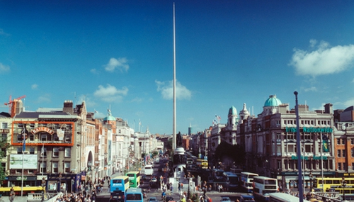 """Dublin is described as a location that """"pulsates with youthful vibrancy"""""""