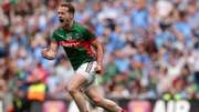 Andy Moran scored the point to bring Mayo level