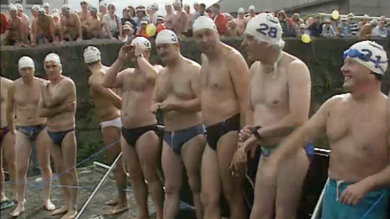 Liffey Swim (1995)