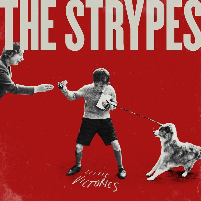 The Strypes in session