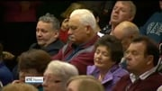Nine News Web: Aran Island residents attend meeting on future of islands air service
