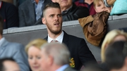 Going nowhere - David de Gea is to remain at Manchester United for the time being