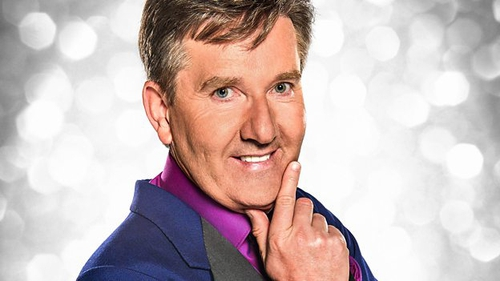 "Daniel O'Donnell in his Strictly days - ""I'm so glad that Ireland wasn't the 'poor relation', that it was up there with the best of them."""