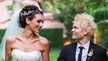 Deryck Whibley looks happy and healthy as he marries Ariana Cooper