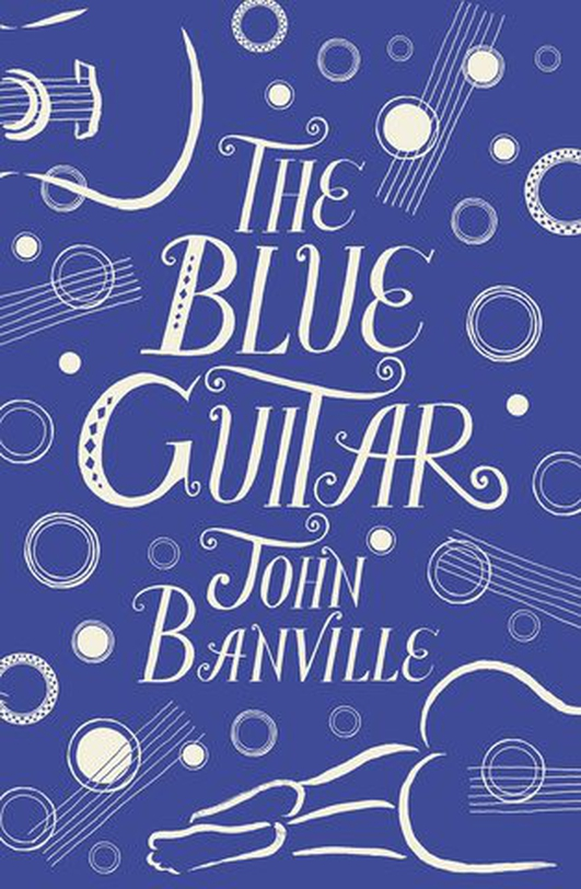 Books - John Banville The Blue Guitar