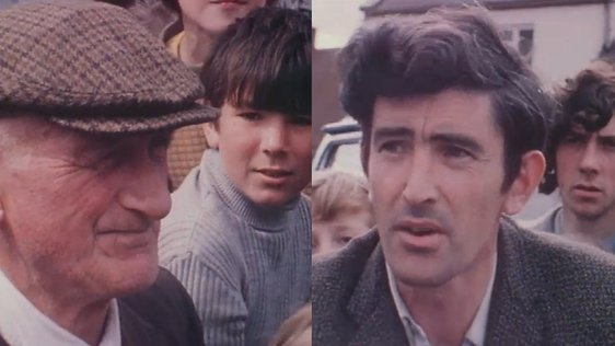 People of Clare React to de Valera's Death (1975)