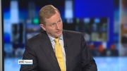 Enda Kenny says the commission found he 'had no intent to pressure the commissioner to retire'