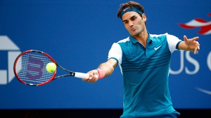 Roger Federer impressed on his way to the second round