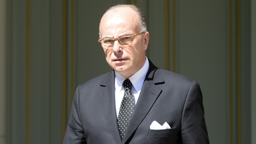 Bernard Cazeneuve said there is no tangible evidence linking the plot to the Paris attacks or the Brussels attacks