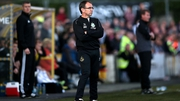 Pat Fenlon insists that European qualification is a minimum requirement for Shamrock Rovers