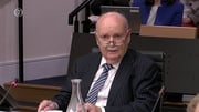 Michael Fingleton told the inquiry that he regretted that the State and the taxpayer had to pick up the bill for the financial crash