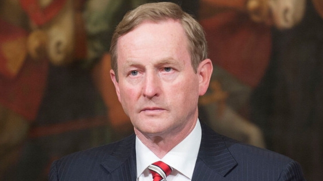 Mr Kenny said he accepts the work and findings of the Banking Inquiry were limited