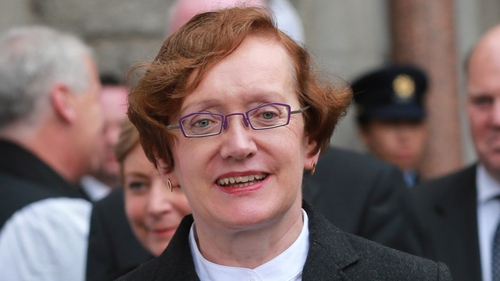 Micheál Martin has said that Máire Whelan 'should consider her position'