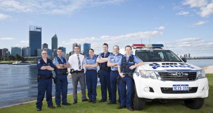 Garda Down Under