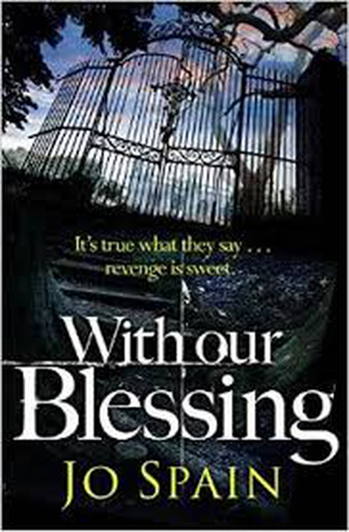 Book - With Our Blessing