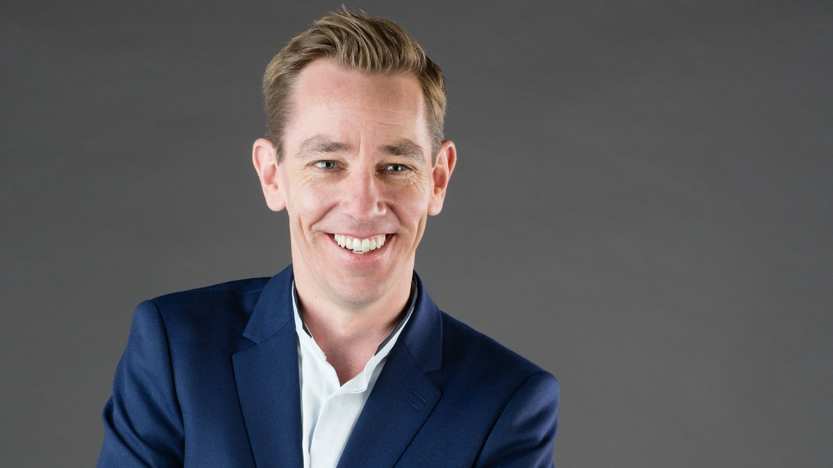 The Ryan Tubridy Show Wednesday 20 June 2018