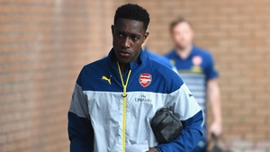 Danny Welbeck joined Arsenal from Man United last September