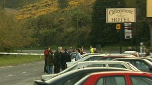 Ronan MacLochlainn was shot dead in Ashford, Co Wicklow, in 1998