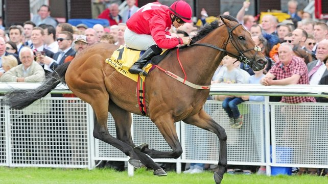 Gordon Lord Byron bids for second Sprint Cup win