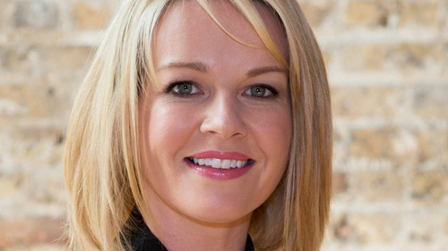 Claire Byrne has said goodbye to Twitter
